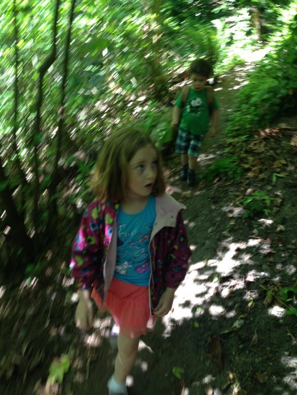 kids on trail 2