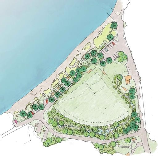 Odlin Park - Rendered plan